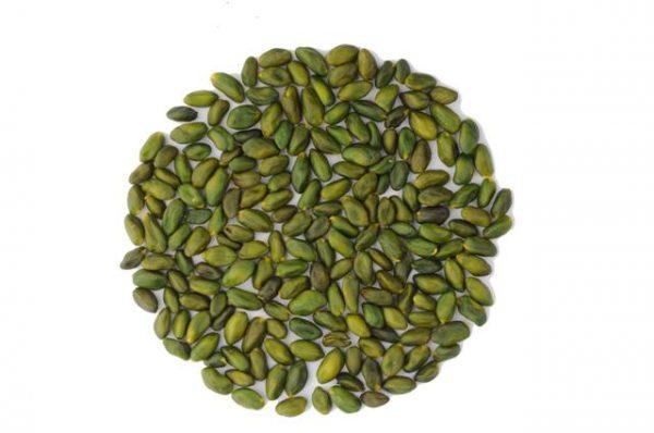 Green Peeled Pistachio Kernel