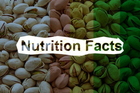 Pistachios Nutrition facts