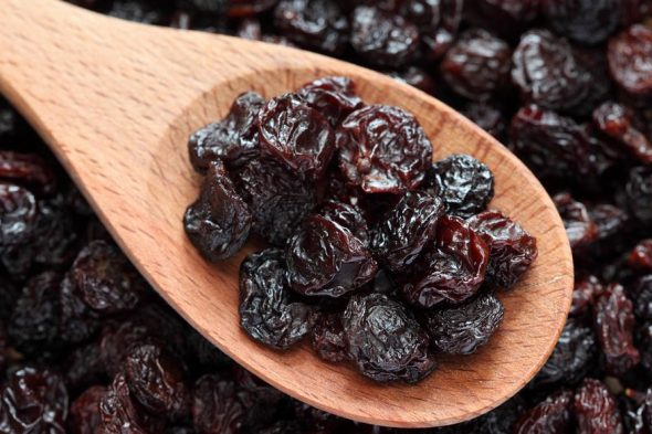 The major Raisin producers in the world