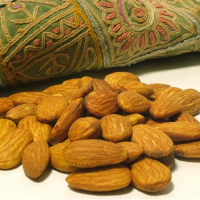 almond gradeB