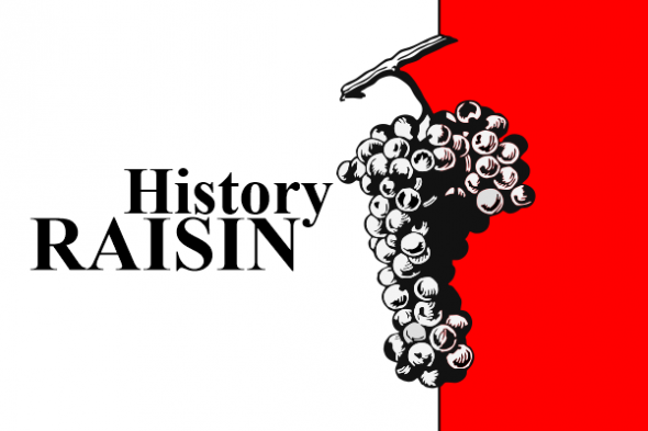 history of raisin