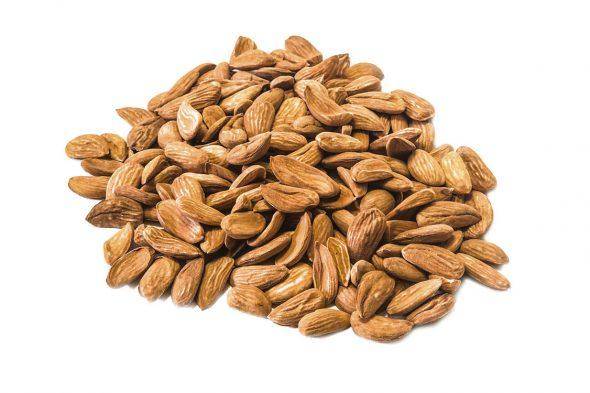 almonds - iran almonds
