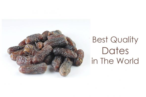 6 Best Quality Dates in The World