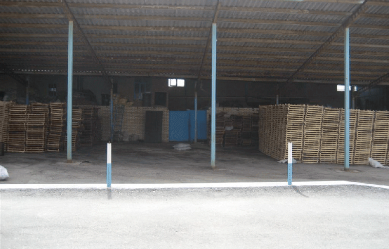 External Warehouse (Roofed Open Space)