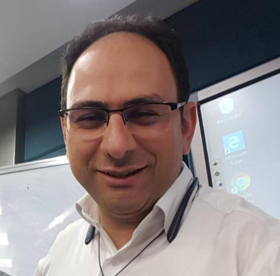 Saleh Mokhtari IT Manager