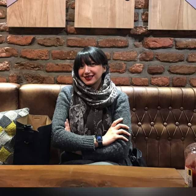 Anna Alijani-Export Manager