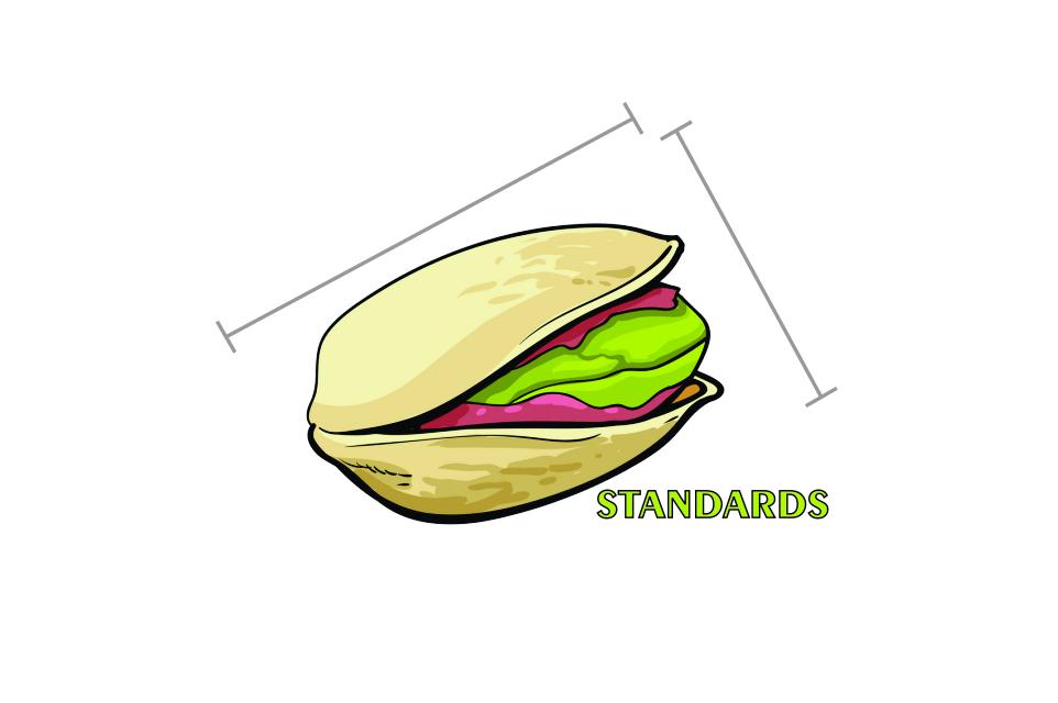 Pistachio standards
