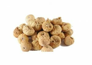 Dried Fig Close Mouth