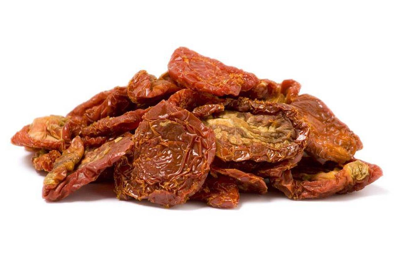 organic sun dried fruit