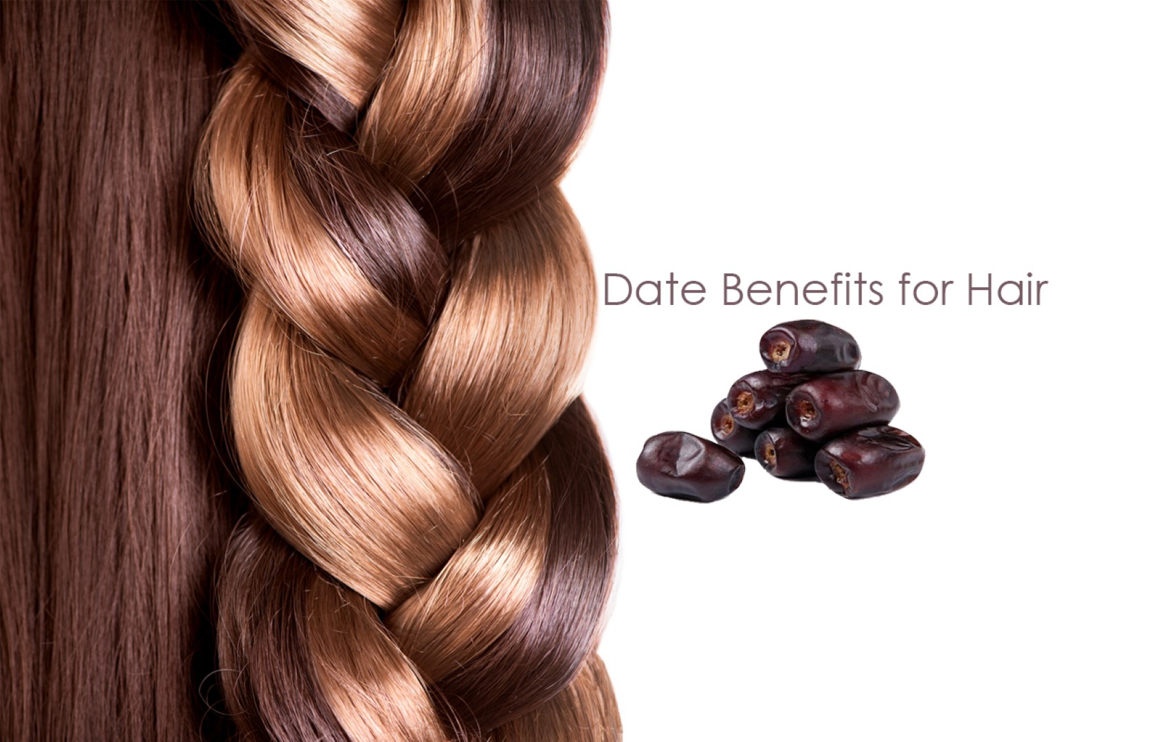 Date Benefits for Hair