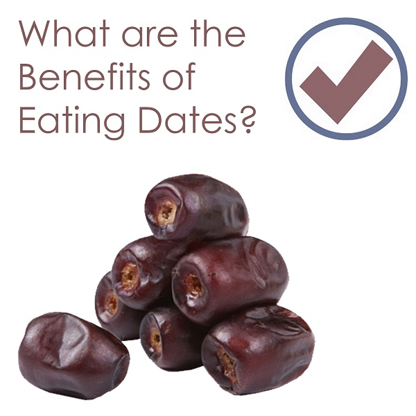 What are the benefits of eating Dates