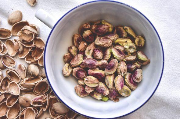 pistachios per day