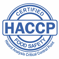 HACCP CERTIFICATE : Hazard analysis and critical control points, or HACCP, is a systematic preventive approach to food safety and pharmaceutical safety that identifies physical, allergenic, chemical, and biological hazards in production processes that can cause the finished product to be unsafe, and designs measurements to reduce these risks to a safe level. In this manner, HACCP is referred as the prevention of hazards rather than finished product inspection. The HACCP system can be used at all stages of a food chain, from food production and preparation processes including packaging, distribution, etc.